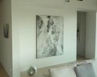 N氏邸 living room 3