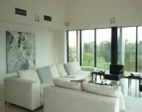N氏邸 living room 2