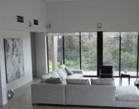 N氏邸 living room 1