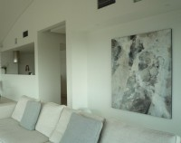N氏邸 living room 4